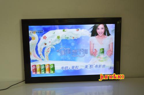 合金广告框电子灯箱-行业新闻-铝合金展板边框